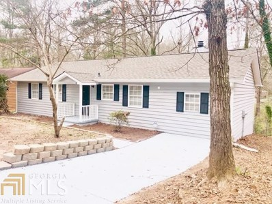 1393 Red Cedar Trl, Stone Mountain, GA 30083 - MLS#: 8492974