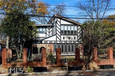 870 Greenwood Ave, Atlanta, GA 30306 - MLS#: 8493528