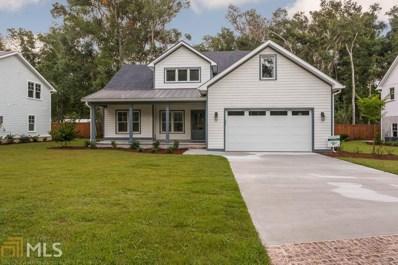 1005 Silver Oaks Ln, St Simons, GA 31522 - #: 8493721