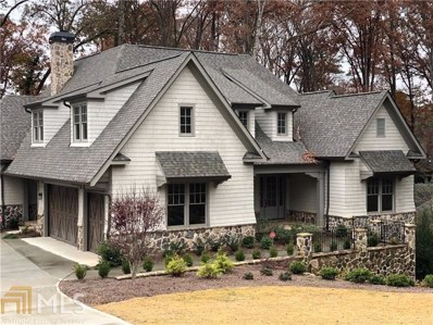 488 Twin Springs Rd, Atlanta, GA 30327 - MLS#: 8494555