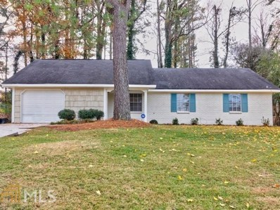 3879 Leisure Springs Dr, Decatur, GA 30034 - MLS#: 8494877