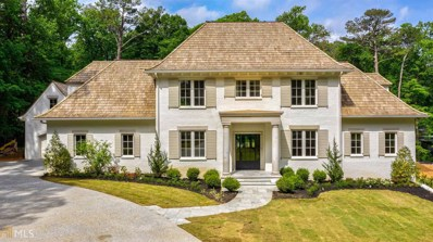 3498 Paces Valley Rd, Atlanta, GA 30327 - MLS#: 8495632