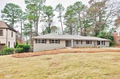 1694 Montcliff Ct, Decatur, GA 30033 - #: 8497055