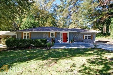 1960 Glenroy Pl, Smyrna, GA 30080 - MLS#: 8497414