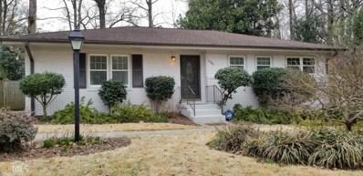 1386 Wessyngton Rd, Atlanta, GA 30306 - #: 8497571