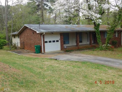 1447 Indian Forest Ct, Stone Mountain, GA 30083 - MLS#: 8498766
