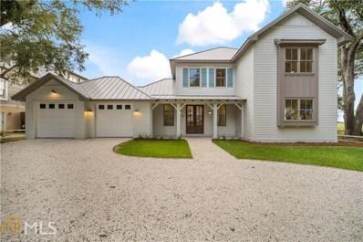 46 Frederica Oaks, St. Simons, GA 31522 - #: 8501928