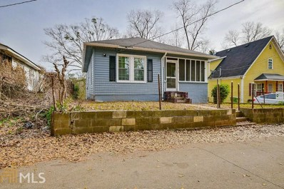 863 Oak St, Atlanta, GA 30318 - MLS#: 8501931