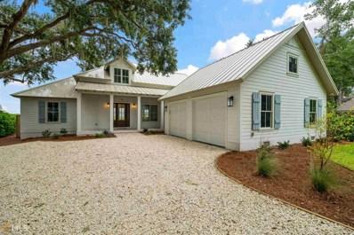 28 Frederica Oaks, St Simons, GA 31522 - #: 8501934