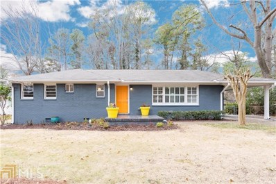 801 Pinehill, Smyrna, GA 30080 - MLS#: 8504625
