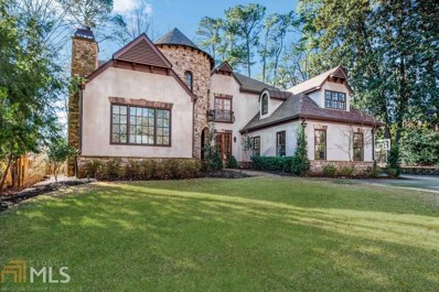 37 W Wieuca Road, Atlanta, GA 30342 - #: 8505500