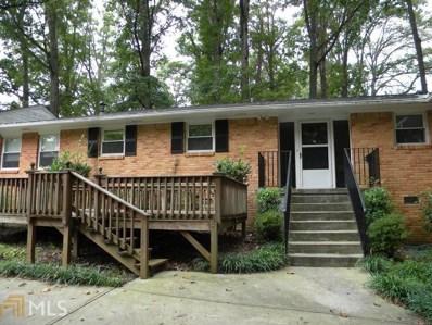 1491 Lively Ridge Rd, Atlanta, GA 30329 - MLS#: 8505927