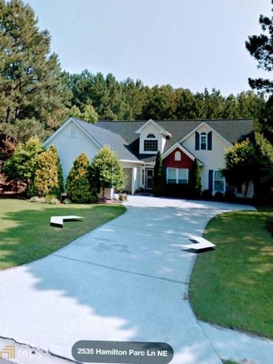 2535 Hamilton Parc Ln, Buford, GA 30519 - MLS#: 8507029