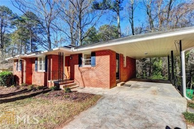 2413 Harrington Dr, Decatur, GA 30033 - MLS#: 8510586