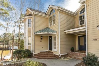1673 Vintage Club Dr, Greensboro, GA 30642 - MLS#: 8512542