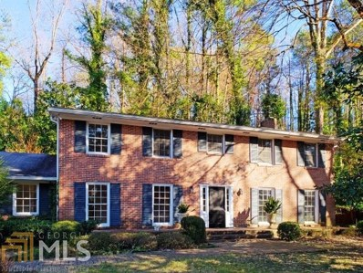 4215 Lake Forrest, Atlanta, GA 30342 - MLS#: 8520449