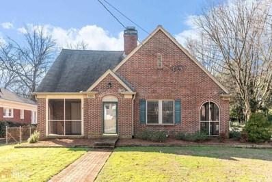 1300 N Morningside Dr, Atlanta, GA 30306 - MLS#: 8521098