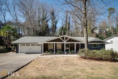 2606 Rangewood Dr, Atlanta, GA 30345 - MLS#: 8526909
