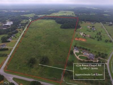 1534 Knox Chapel Rd, Social Circle, GA 30025 - MLS#: 8527413
