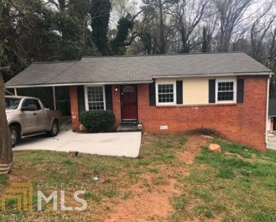 3597 Fairlane Dr, Atlanta, GA 30331 - MLS#: 8529381