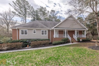 3172 NW Country Club Ct, Kennesaw, GA 30144 - #: 8535510