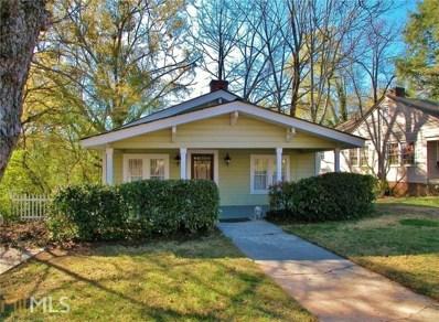 225 Ridgewood Avenue, Gainesville, GA 30501 - #: 8537451