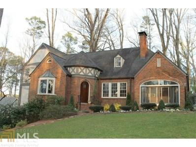 4041 N Stratford, Atlanta, GA 30342 - MLS#: 8537799