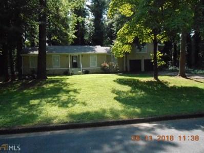 1095 Redan Trail Ct, Stone Mountain, GA 30088 - MLS#: 8540636