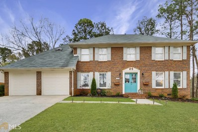 2250 Rushmore, Marietta, GA 30062 - MLS#: 8542323