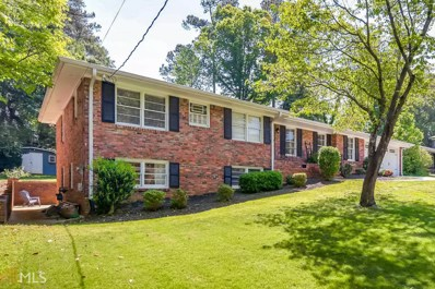 1671 Colebrook Cir, Decatur, GA 30033 - #: 8543635