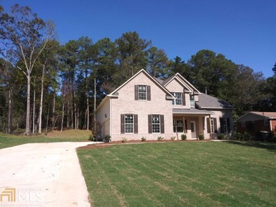 500 Gardner Rd, Stockbridge, GA 30281 - #: 8544719