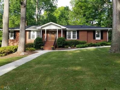 1522 Montevallo Circle, Decatur, GA 30033 - #: 8549467