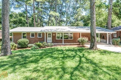 4002 E Hilda Cir, Decatur, GA 30035 - MLS#: 8550674