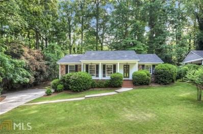 5555 Sherrell Dr, Atlanta, GA 30342 - #: 8556899