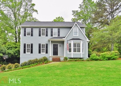 3161 Moss Creek Dr, Marietta, GA 30062 - MLS#: 8568782