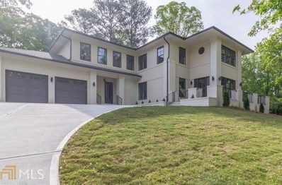 1631 Stonecliff Dr, Decatur, GA 30033 - #: 8571197
