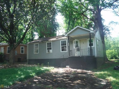 1492 NW Akridge St, Atlanta, GA 30314 - MLS#: 8572137