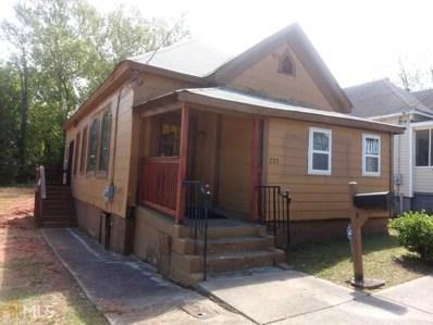 225 Walnut St, Atlanta, GA 30314 - #: 8574167