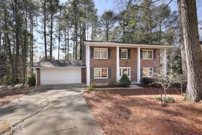 1230 Knoll Woods Ct, Roswell, GA 30075 - MLS#: 8579881