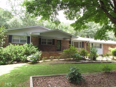 3683 Forest Hill Rd, Powder Springs, GA 30127 - MLS#: 8609113
