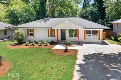 2093 Garden Cir Circle, Decatur, GA 30032 - #: 8609637