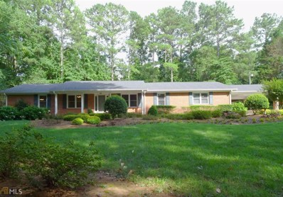 36 Deerfield Way, Covington, GA 30014 - #: 8610661