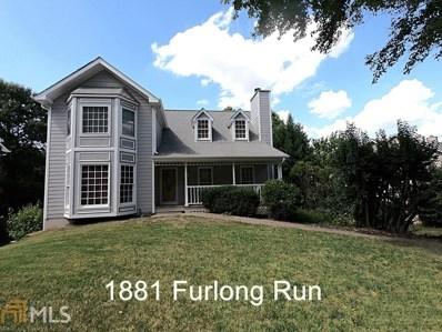 1881 Furlong Run, Lawrenceville, GA 30043 - MLS#: 8616002