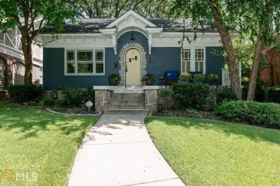 878 Virginia Ave, Atlanta, GA 30306 - MLS#: 8617072
