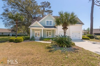 135 Country Club Dr, St. Simons, GA 31522 - #: 8621161