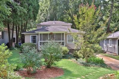1099 Napier St, Atlanta, GA 30316 - #: 8634441