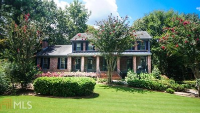 3784 Club Forest Dr, Peachtree Corners, GA 30092 - #: 8637164