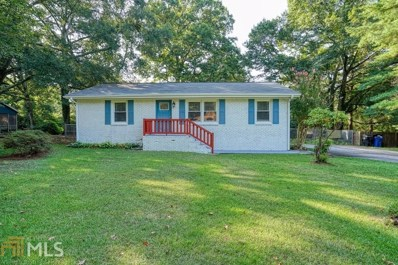 817 Jesters Lake Dr, Jonesboro, GA 30236 - #: 8640873