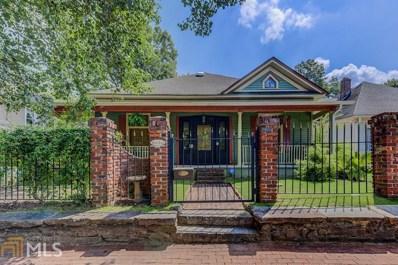 662 Peeples St, Atlanta, GA 30310 - MLS#: 8641590
