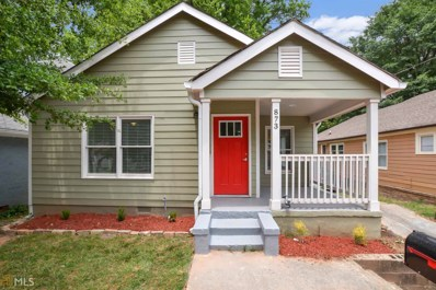 873 Thurmond, Atlanta, GA 30314 - MLS#: 8645157
